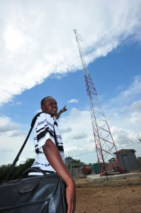 Juba Radio Tower